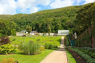 Kylemore Abbey - Walled Victorian Gardens, Kylemore Abbey