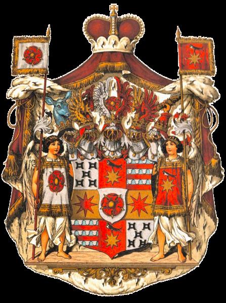 File:Wappen Deutsches Reich - Fürstentum Lippe.png