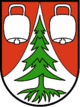 Coat of arms of Schoppernau