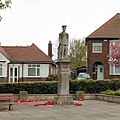 War Memorial, Allenton, Derby - geograph.org.uk - 5278.jpg