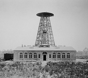 Tesla's Wardenclyffe plant on Long Island in p...