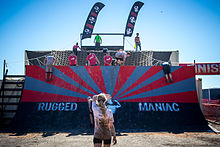 Marvelous Rugged Maniac Phoenix Arizona. WarpedWallPhoenix2015