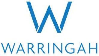 Warringah Council - Image: Warringah Logo 300