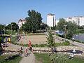 Warszawa - Park nad Balatonem - Gocław (15).JPG