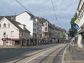 Wattenscheid - Image: Wattenscheid, straatzicht 2 foto 1 2013 07 28 10.43