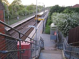 Watton-at-Stone railway station