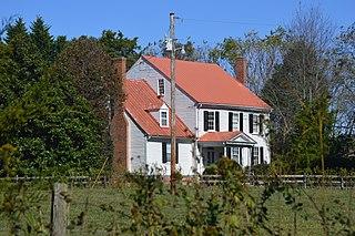 Waverly Plantation (Cunningham, North Carolina)