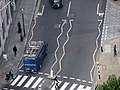 Wavy lines before pedestrian crossing.jpg