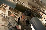 Weapons load Airmen help win the fight (9666970862).jpg