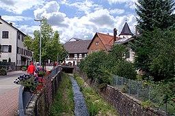 Schloßstraße in Keltern