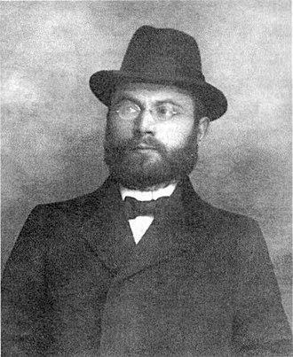 Yechiel Yaakov Weinberg - Yechiel Yaakov Weinberg as a young rabbi in Pilwishki