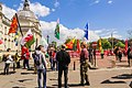 Welsh independence march Cardiff May 11 2019 1.jpg