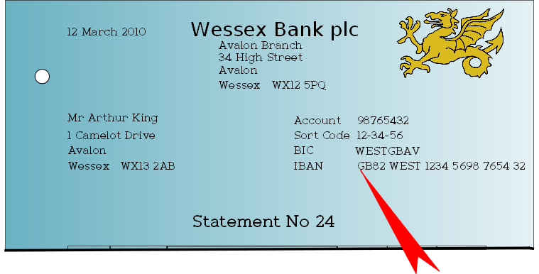 WessexBankStatement