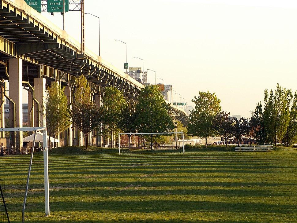West-side-riverside