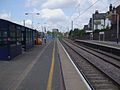 West Hampstead Thameslink stn slow look north2 June 09.JPG