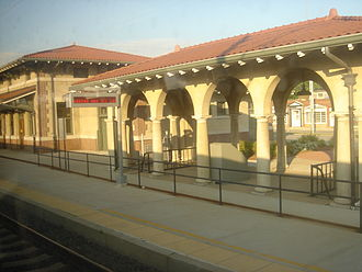 Westerly, Rhode Island - Amtrak station in Westerly.