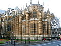 Westminster Abbey from the back - geograph.org.uk - 1600846.jpg