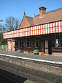 Weybourne Station - the main station building - geograph.org.uk - 748993.jpg