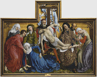 Rogier van der Weyden, The Descent from the Cross, c. 1435