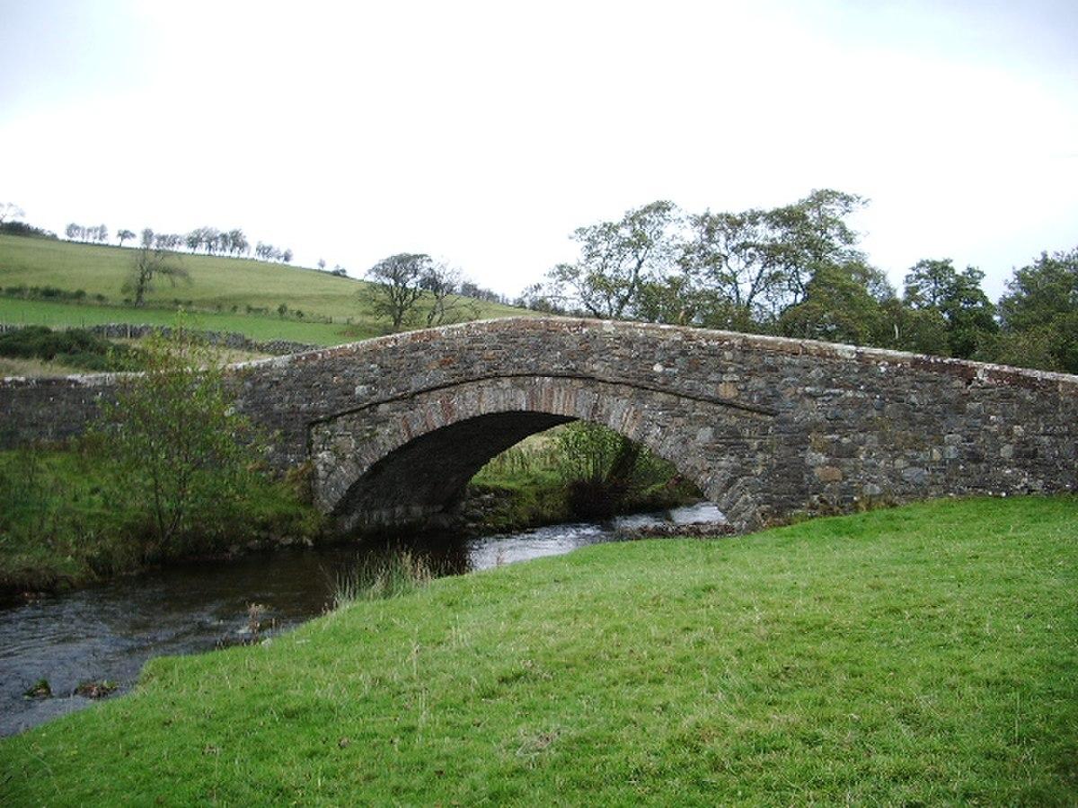 Whelpo Bridge, Whelpo - geograph.org.uk - 597559.jpg