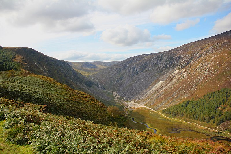 File:Wicklow Mountains National Park Glendalough Valley 04.JPG
