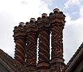 Wightwick Manor Chimneys 2 (3916030511).jpg