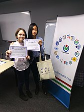 WikiGap 2019 in Kyiv by visem 07.jpg