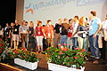 Wikimania 2011 - Closing ceremony (117).JPG