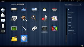 GNOME Web - Web application launcher