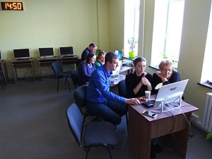 Wikitraining for librarians in Vinnytsia 23-03-2019 (21).jpg