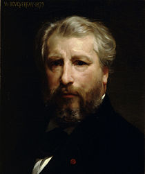 William-Adolphe Bouguereau, autoportret