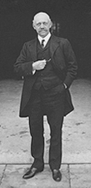 William Willett - William Willett in 1909, photographed by Sir John Benjamin Stone