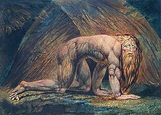 print by William Blake