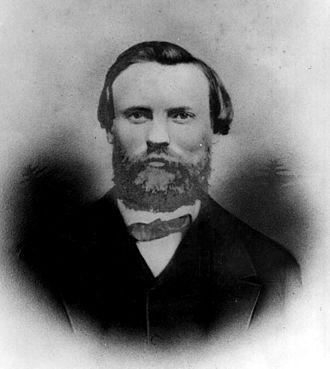 Lieutenant Governor of Florida - Image: William Henry Gleason
