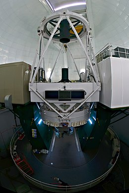 Description de l'image  William Herschel Telescope.jpg.