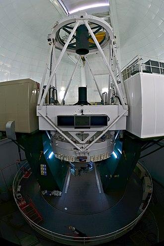 William Herschel Telescope - Image: William Herschel Telescope