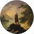William Hodges - A View in Dusky Bay, New Zealand - Google Art Project.jpg