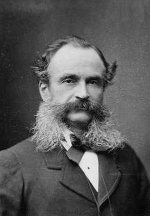 William Jervois - Sir William Jervois, circa 1880