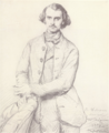 William Payton Haussoulier by Théodore Chasseriau.png