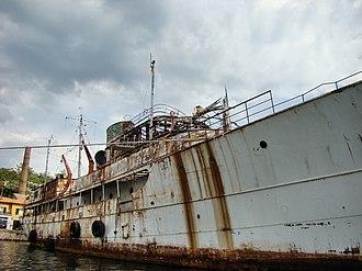 USS Williamsburg - Image: Williamsburg