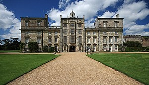 Emily (film) - Wilton House, main location of the film
