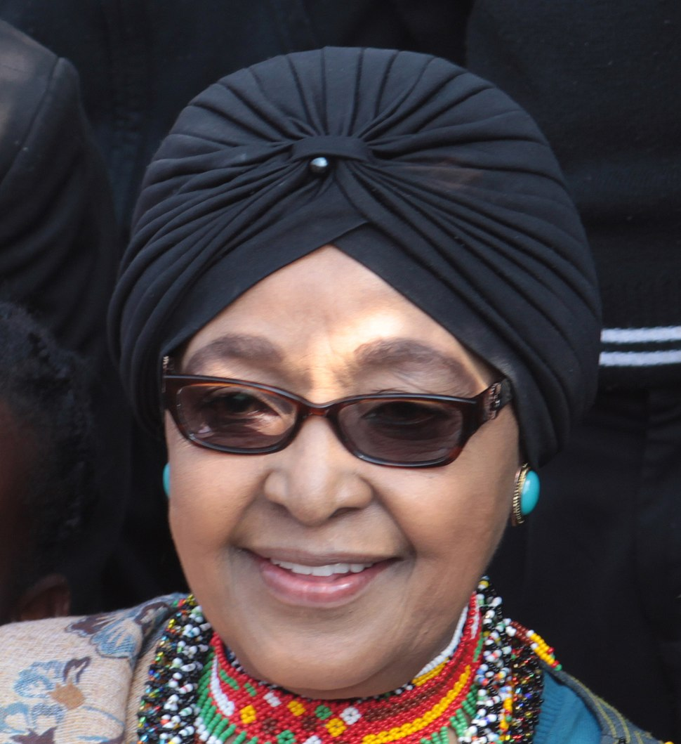 Winnie Mandela 190814