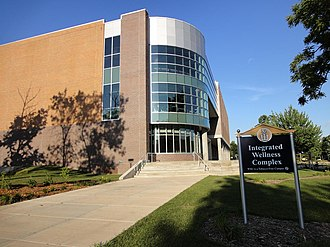 Winona State University - Integrated Wellness Complex