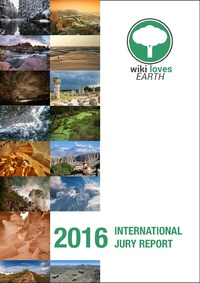 Low resolution Wiki Loves Earth 2016 international jury report (optimised for Web, 3 MB)