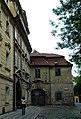 Wohnhaus von Christian Doppler österreichischer Physiker während seiner Zeit als österreichischer Professor in Prag an der Karl-Ferdinands-Universität.jpg