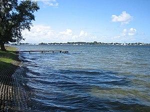 """Wolphaartsdijk - The lake, """"Veerse Meer"""""""