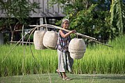 Woman under yoke carrying wicker baskets.jpg
