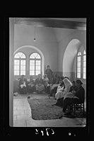 Women's Institute J'lem (i.e., Jerusalem). Arab women's sewing club LOC matpc.17794.jpg