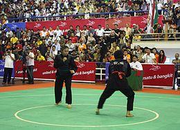 Pencak Silat Wikipedia Bahasa Indonesia Ensiklopedia Bebas