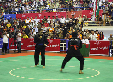 Pencak Silat - Wikipedia, the free encyclopedia